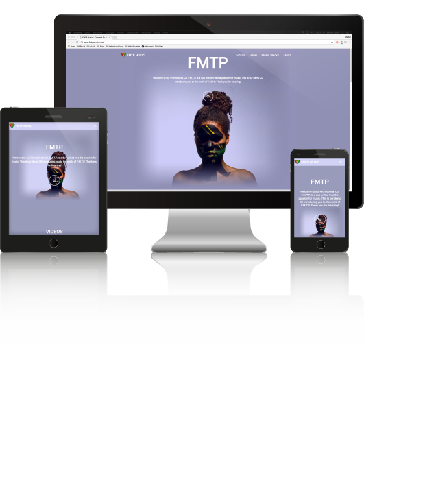 FMTP Music Website